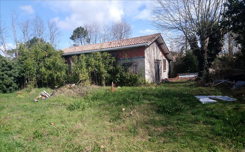 Vente Terrain LA TESTE DE BUCH (33260) - 830 m² - Quartier Les Bordes - Pinède de Conteau