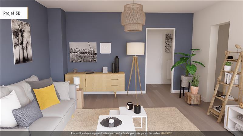 Vente Appartement RAMONVILLE ST AGNE (31520) - 3 pièces - 62 m² -