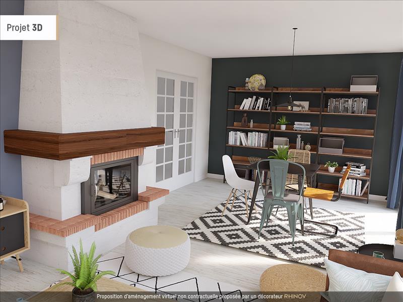 Vente Maison ESNANDES (17137) - 6 pièces - 113 m² -