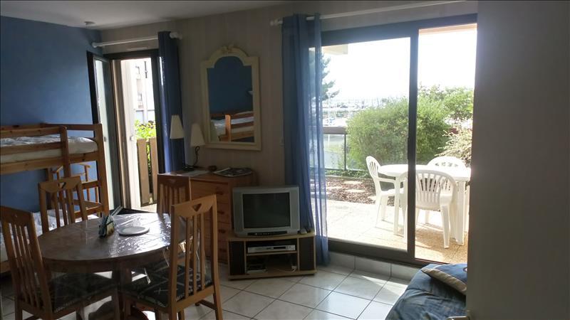 Appartement  - 1 pièce    - 22 m² - LA ROCHELLE (17)