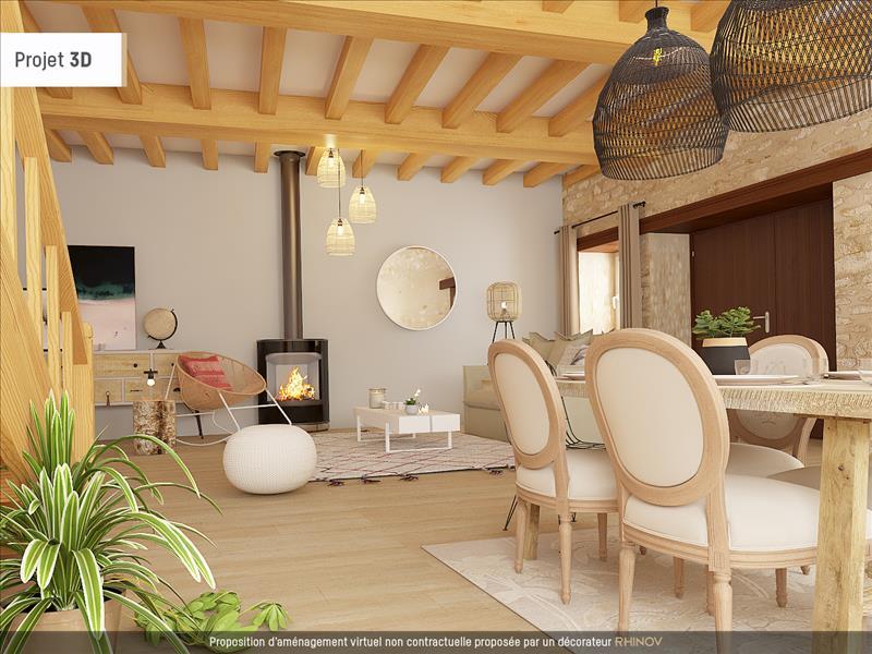 Vente Maison BONAC IRAZEIN (09800) - 3 pièces - 76 m² -