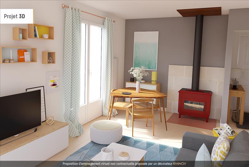 Vente Maison MARCILLAC LA CROISILLE (19320) - 5 pièces - 90 m² -