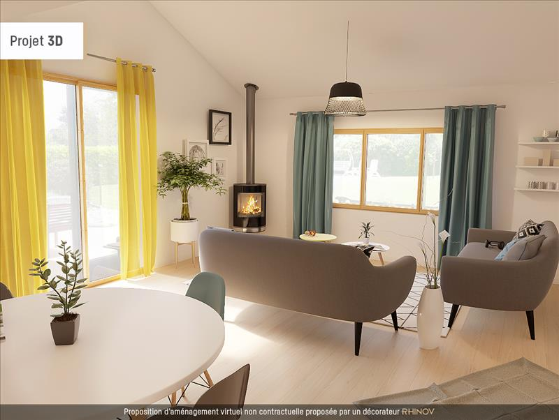 Vente Maison LOMBEZ (32220) - 4 pièces - 114 m² -
