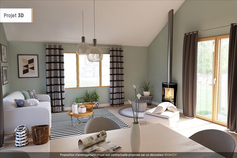 Vente Maison LOMBEZ (32220) - 4 pièces - 108 m² -