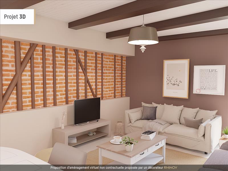 Vente Maison SAMATAN (32130) - 4 pièces - 118 m² -
