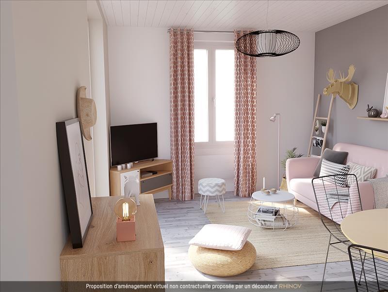 Vente Maison AGRIS (16110) - 5 pièces - 109 m² -