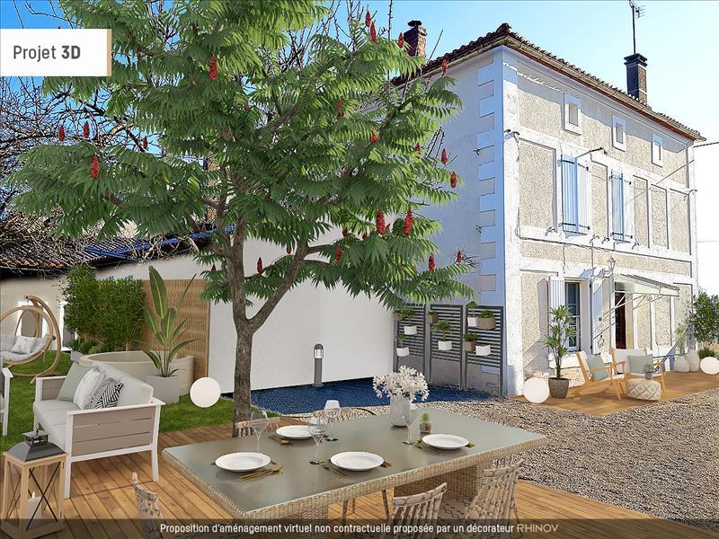 Vente Maison AGRIS (16110) - 6 pièces - 150 m² -