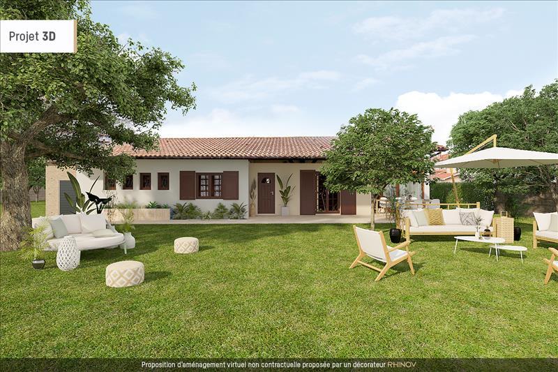 Vente Maison ANGLET (64600) - 4 pièces - 110 m² -