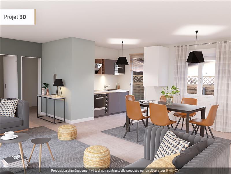 Vente Maison HOURTIN (33990) - 4 pièces - 66 m² -