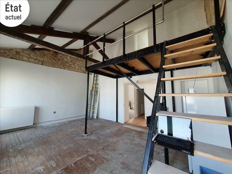 Vente Appartement LA ROCHELLE (17000) - 2 pièces - 60 m² - Quartier La Rochelle |Centre-ville - Porte Royale