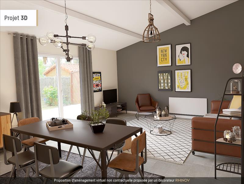 Vente Maison AIRE SUR L ADOUR (40800) - 3 pièces - 98 m² -