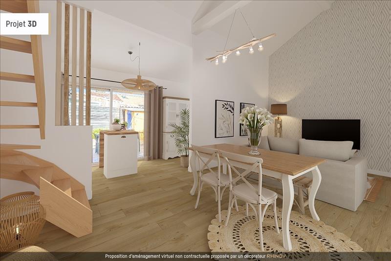 Vente Maison BEGLES (33130) - 4 pièces - 65 m² - Quartier Bègles Barrière de Bègles