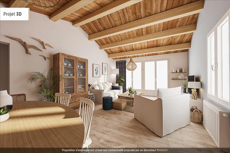 Vente Maison FOURAS (17450) - 4 pièces - 150 m² -