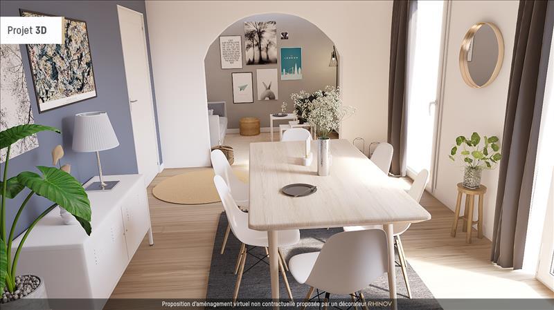 Vente Maison CIVRAC DE BLAYE (33920) - 5 pièces - 95 m² -