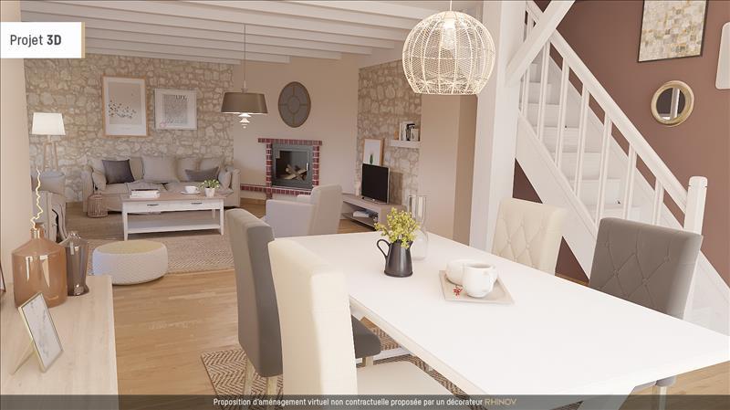 Vente Maison ROUMAZIERES LOUBERT (16270) - 12 pièces - 240 m² -