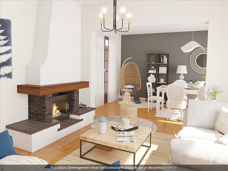 Vente Maison ANSAC SUR VIENNE (16500) - 7 pièces - 190 m² -