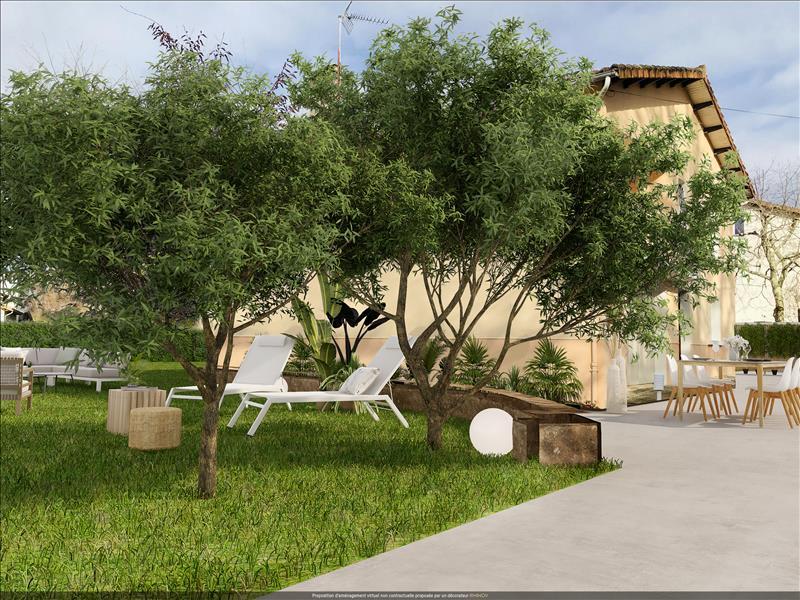 Vente Maison ANSAC SUR VIENNE (16500) - 4 pièces - 100 m² -