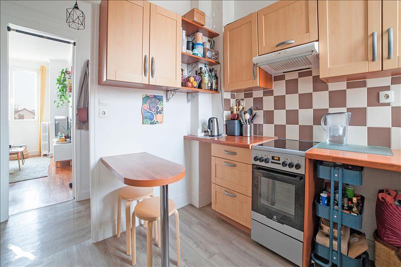 Vente Appartement COLOMBES (92700) - 3 pièces - 50 m² -
