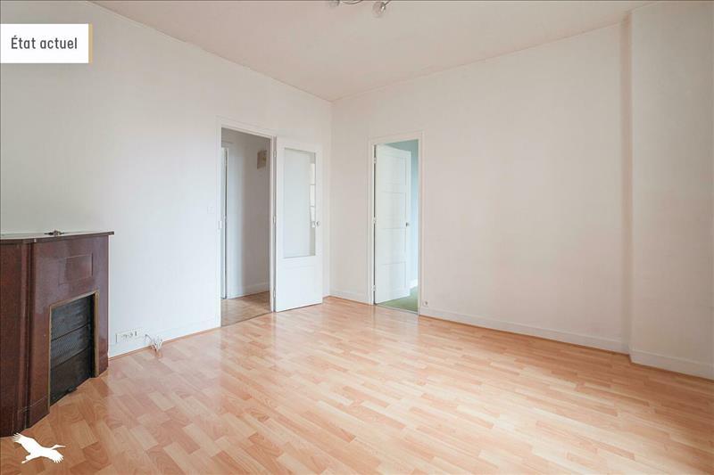 Vente Appartement COLOMBES (92700) - 4 pièces - 70 m² -
