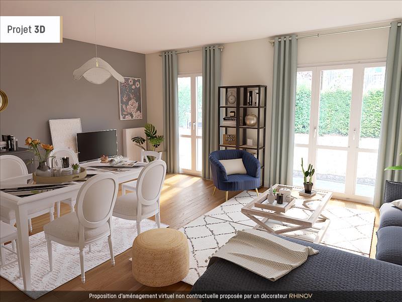 Vente Maison ANGOULEME (16000) - 4 pièces - 115 m² - Quartier Angoulême|Sud