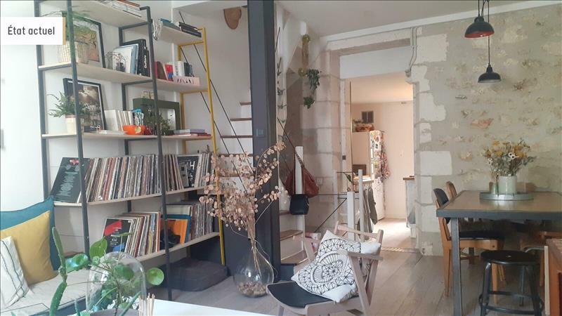 Vente Maison ANGOULEME (16000) - 3 pièces - 69 m² - Quartier Angoulême|Le Plateau - Centre-ville