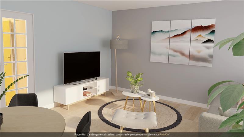 Vente Appartement ANGOULEME (16000) - 3 pièces - 73 m² - Quartier Angoulême|Le Plateau - Centre-ville