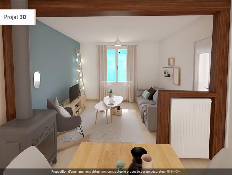 Vente Maison BREST (29200) - 5 pièces - 104 m² - Quartier Lambézellec