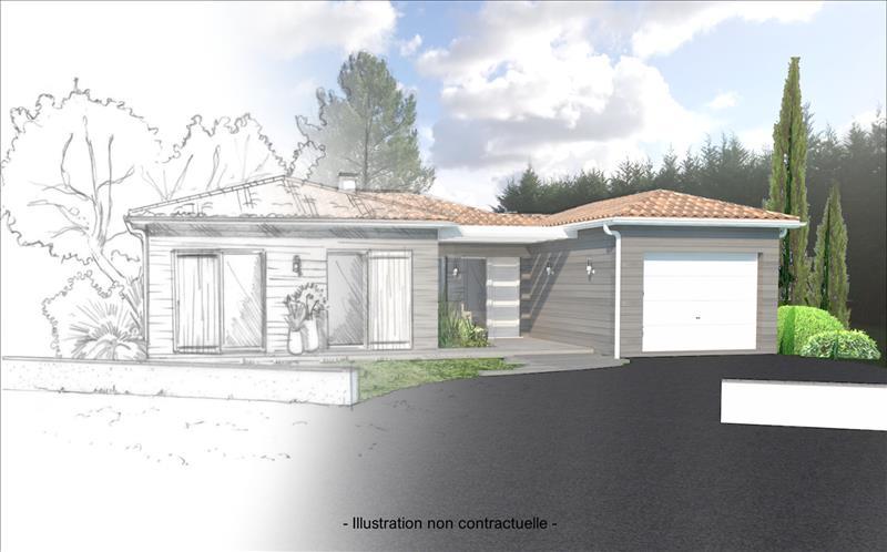 Vente Terrain FRONTENAC (33760) - 1143 m² -