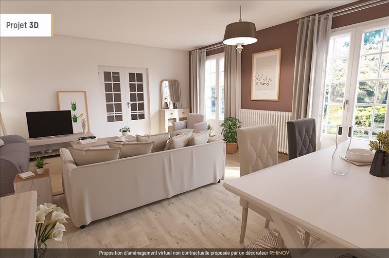 Vente Maison BLASIMON (33540) - 6 pièces - 113 m² -