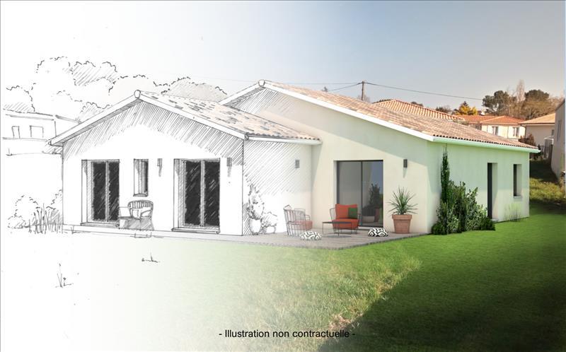 Vente Terrain BAIGNEAUX (33760) - 1200 m² -