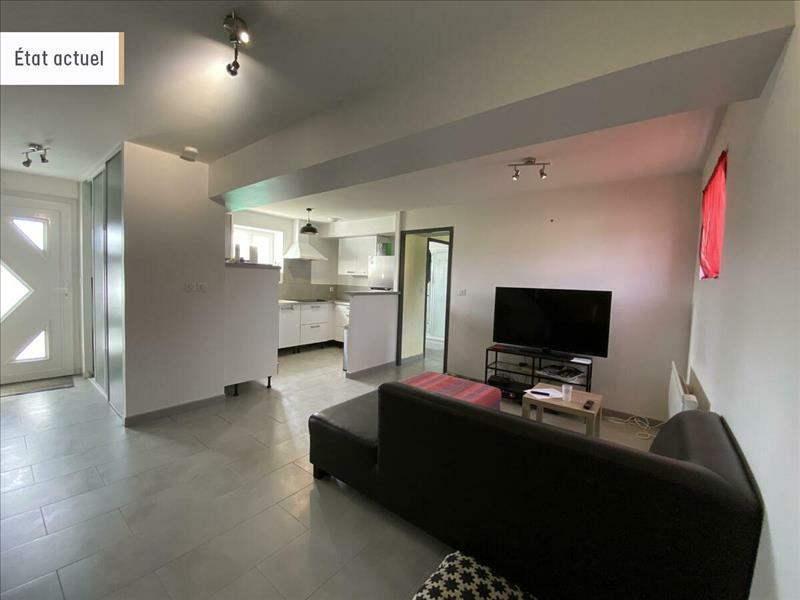 Vente Appartement BRAGAYRAC (31470) - 3 pièces - 58 m² -