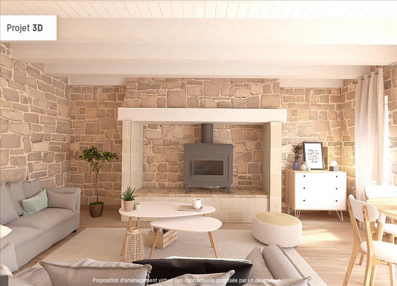 Vente Maison PLOZEVET (29710) - 4 pièces - 84 m² -