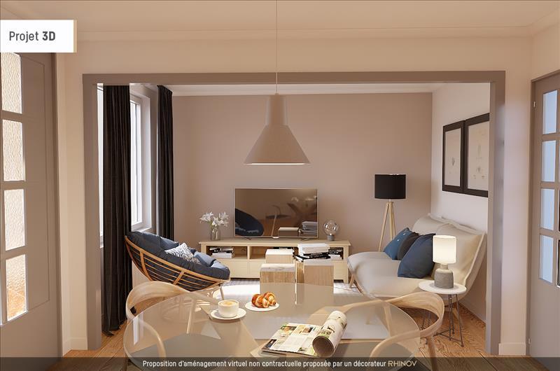 Vente Maison AUDIERNE (29770) - 4 pièces - 94 m² -