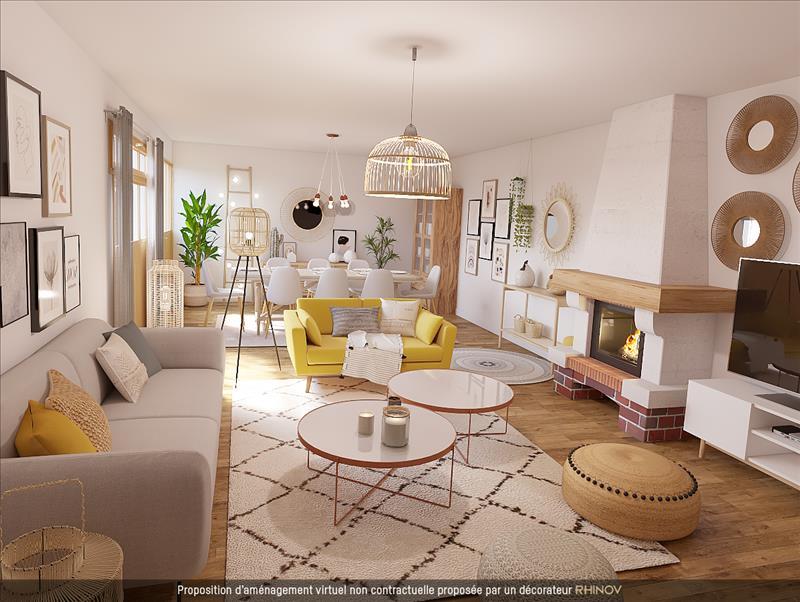 Vente Maison CLEDEN CAP SIZUN (29770) - 5 pièces - 190 m² -