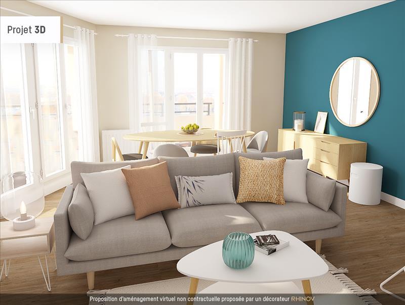 Vente Appartement COURBEVOIE (92400) - 4 pièces - 90 m² -
