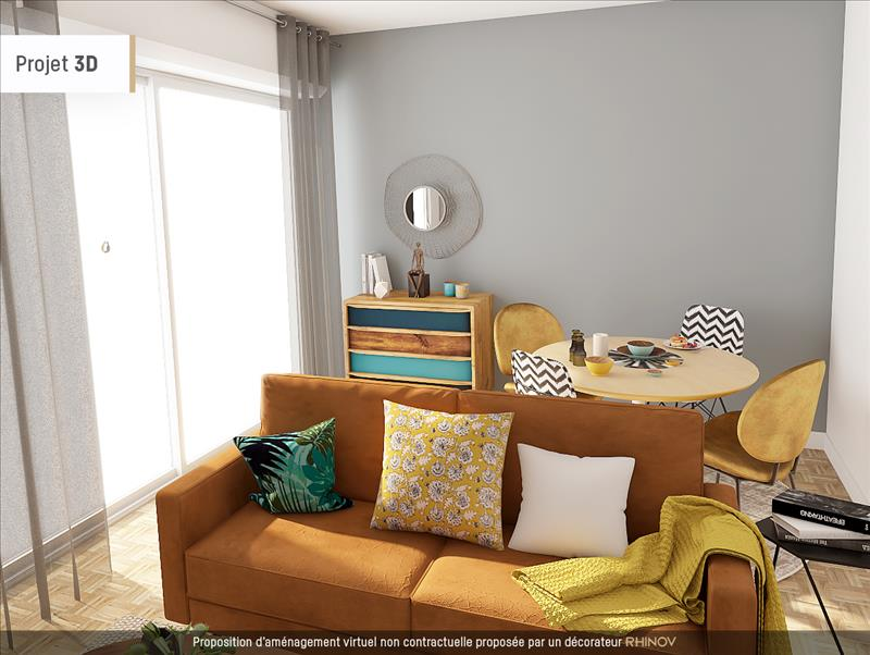 Vente Appartement COURBEVOIE (92400) - 2 pièces - 47 m² -