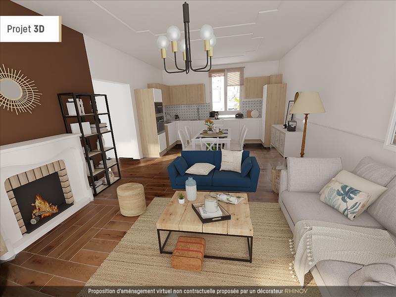 Vente Maison BOIS COLOMBES (92270) - 5 pièces - 120 m² -