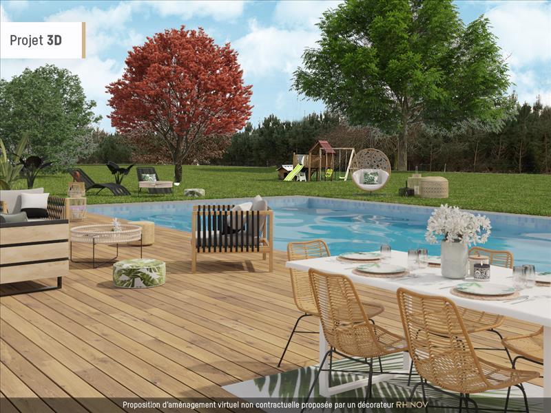 Vente Maison BEYLONGUE (40370) - 5 pièces - 100 m² -