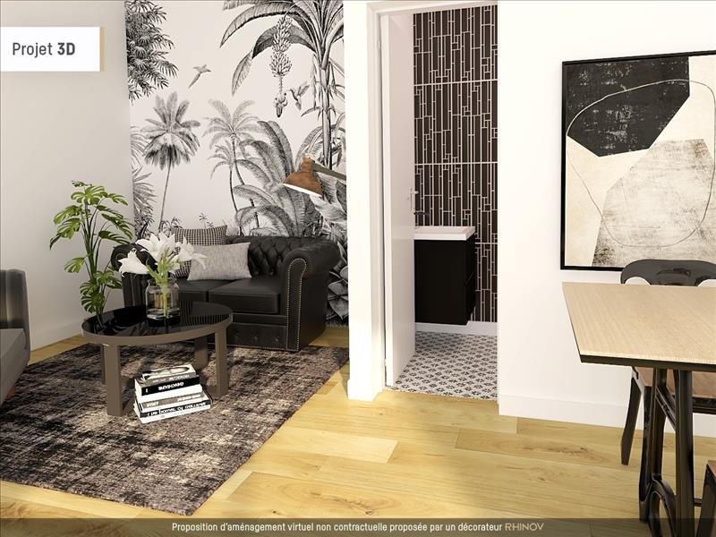 Vente Appartement LA ROCHELLE (17000) - 1 pièce - 19 m² - Quartier La Rochelle |Centre-ville - Porte Royale