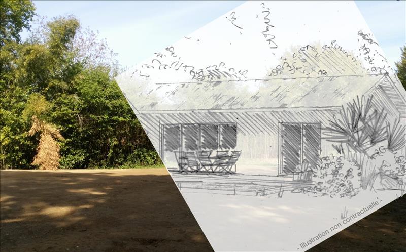 Vente Terrain BONNETAN (33370) - 1250 m² -