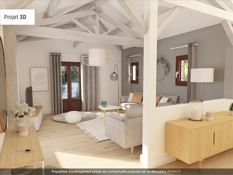 Vente Maison BONNETAN (33370) - 8 pièces - 210 m² -
