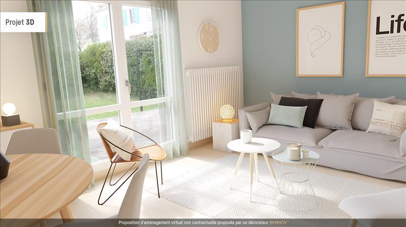 Vente Maison SAINTES (17100) - 6 pièces - 86 m² - Quartier Bellevue - La Grange - Les Boiffiers - Diconche