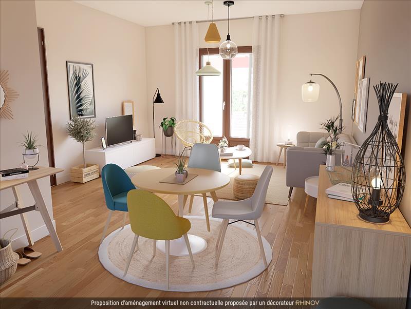 Vente Maison SAINTES (17100) - 4 pièces - 85 m² - Quartier Saintes |Centre-ville - Saint-Eutrope - Recouvrance - ZA l'Ormeau de Pied