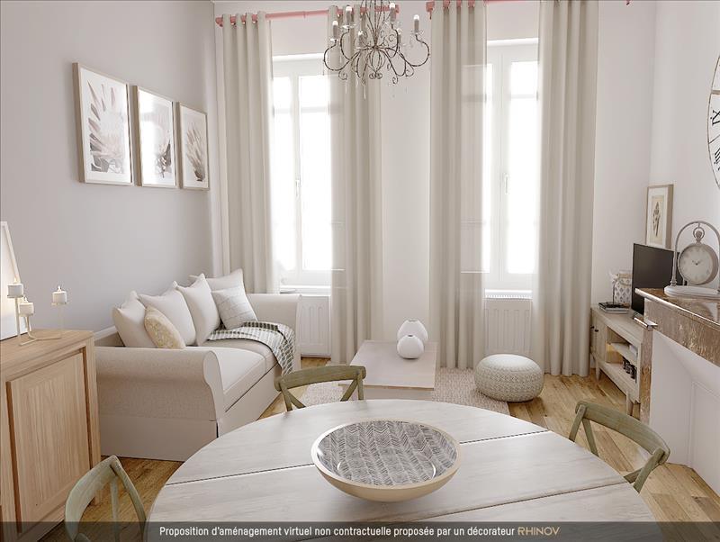Vente Appartement BORDEAUX (33000) - 4 pièces - 95 m² - Quartier Bordeaux|Jardin Public - St Seurin - Croix Blanche