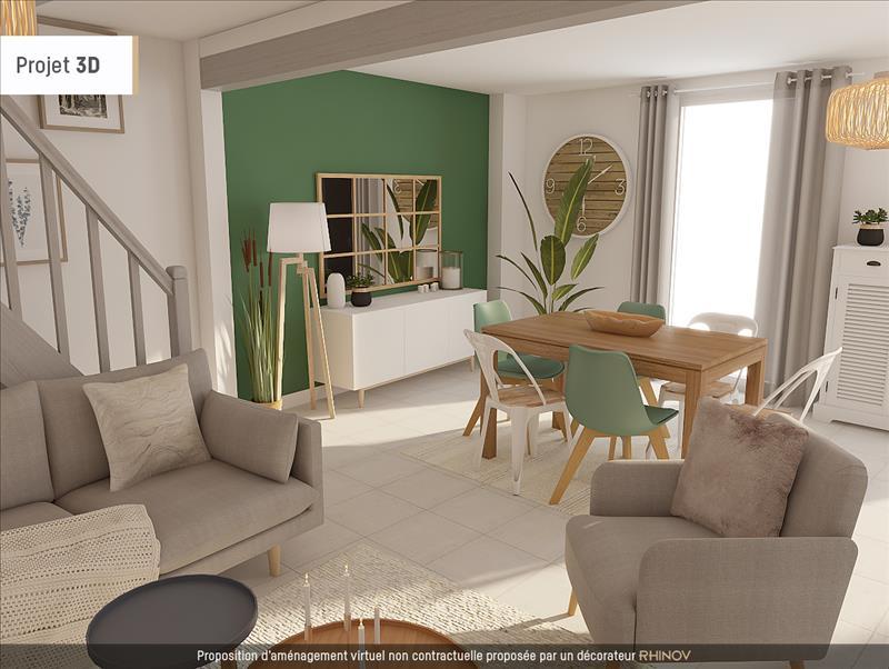 Vente Appartement BAGNERES DE BIGORRE (65200) - 3 pièces - 57 m² -