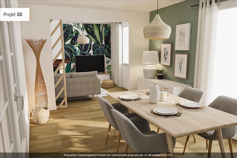 Vente Maison BERRY BOUY (18500) - 5 pièces - 85 m² -