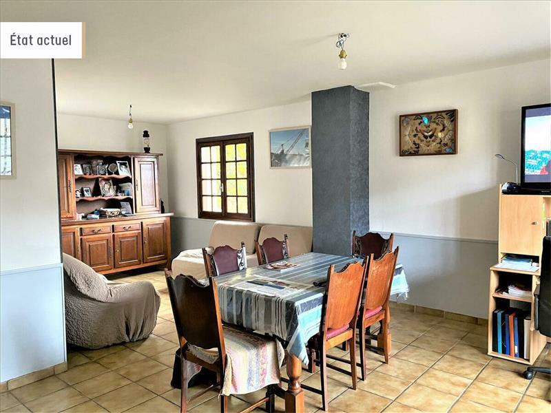Vente Maison BORT LES ORGUES (19110) - 4 pièces - 100 m² -