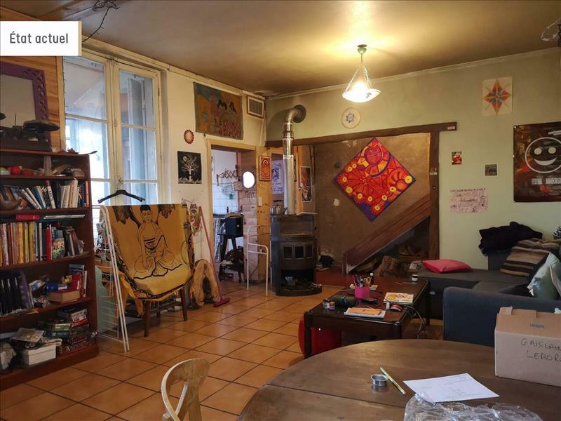 Vente Maison ALBI (81000) - 4 pièces - 107 m² -
