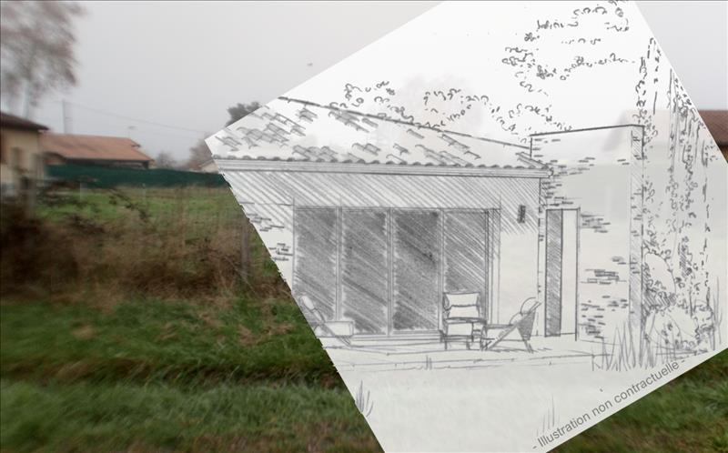 Vente Terrain CAMPSAS (82370) - 900 m² -