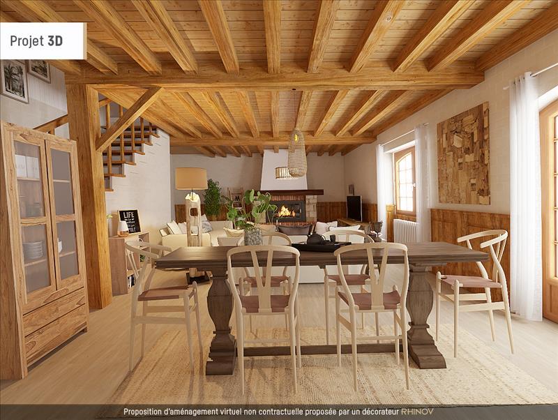 Vente Maison AUMAGNE (17770) - 5 pièces - 250 m² -